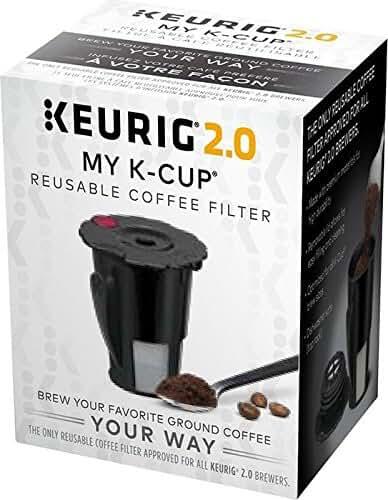 Keurig 2-pack 2.0 My K-Cup 119367 2