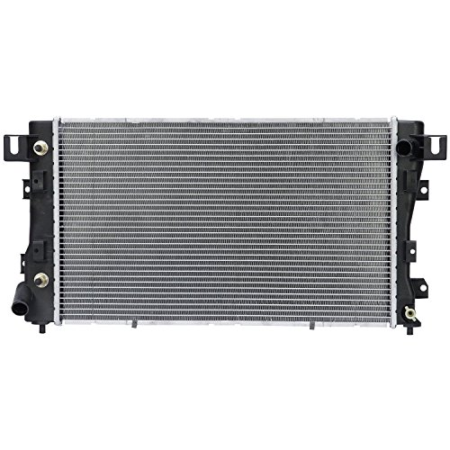 Klimoto Brand New Radiator fits Chrysler Concorde LHS New Yorker Dodge Intrepid Eagle Vision 1993 1994 1995 1996 1997 3.3L 3.5L V6 KLI1390