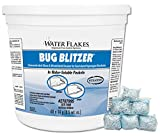Stearns Water Flakes Bug Blitzer in Premeasured Packets (1 Pail per case - 90 x 0.5 oz. Packets)