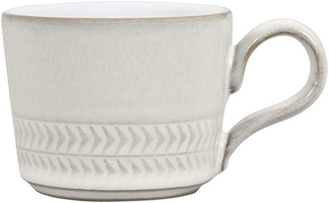 Denby USA Natural Canvas Textured Espresso Cup