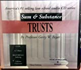 Sum and Substance Audio on Trusts, 2004, Beyer, 0314159193