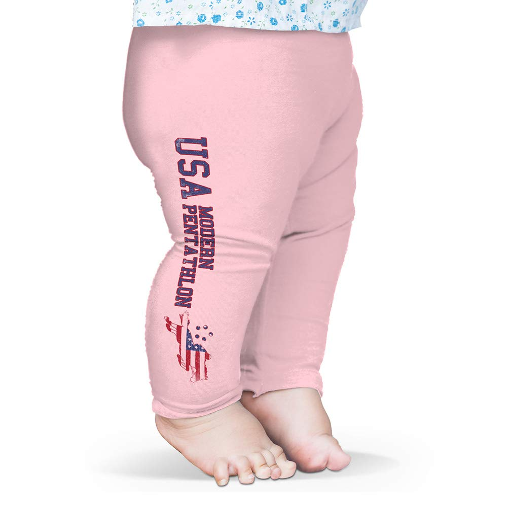TWISTED ENVY USA Modern Pentathlon Baby Printed Leggings