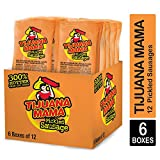 Penrose Tijuana Mama Pickled Sausages, 2.4 Ounce, 12 Count (Pack of 6)