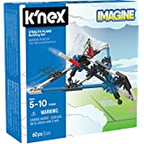 K'NEX - Stealth Plane Building Set  60 Pieces  For Ages 5+ Construction Education Toy