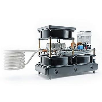 Wenhu 220V ZVS Máquina de Calentamiento por inducción de Media y ...