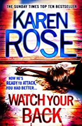 Watch Your Back (Romantic suspense Book 15)