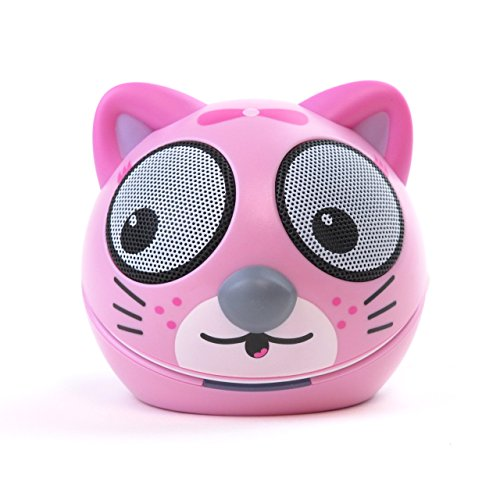 Impecca MCS04BT Zoo Tunes Portable Bluetooth
