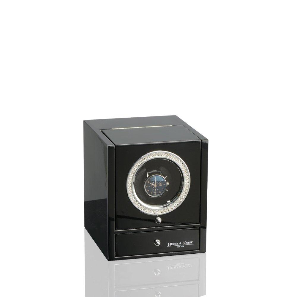 Heisse & SÖhne Uhrenbeweger Glamour Schwarz