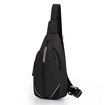 Amazon.com : WATERFLY Small Sling Bags for Men, Sling Pack ...