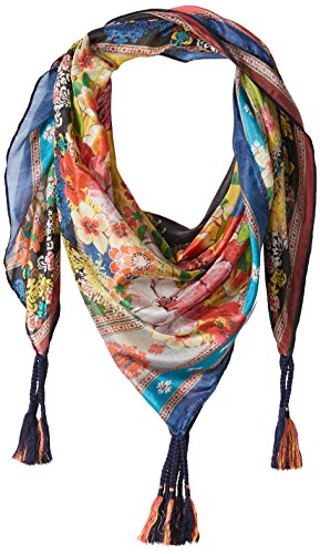 Johnny Was Women's Aura Scarf Accessory, -multi, O/S by Johnny Was