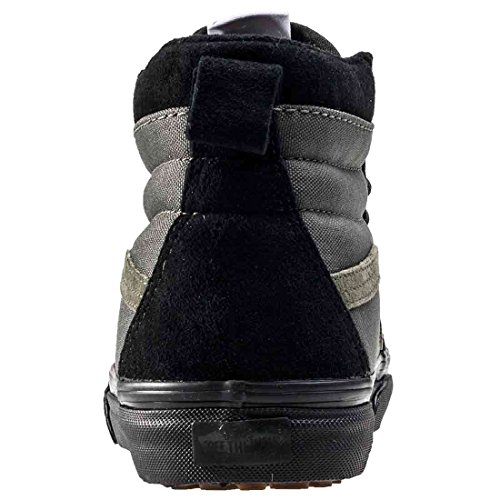 Durable Top Shoes Casual Unisex Signature Comfortable Waffle Rubber Rosin Sk8 in and Sole Black Hi Skate High Vans XwqvfpxH4