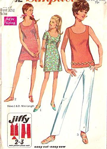 Vintage 60s Mini - 7