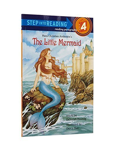 The Little Mermaid (Step into Reading, Step 4) by Deborah Hautzig (1991-10-29) (Step Into Reading Little Mermaid)