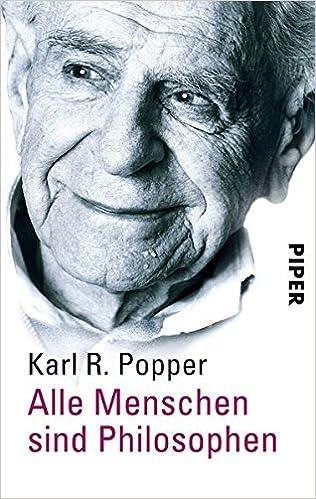 Book Alle Menschen sind Philosophen. by Karl R. Popper (2003-09-30)