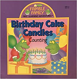 Admirable Birthday Cake Candles Counting Frimble Family Adventure Nicki Personalised Birthday Cards Veneteletsinfo