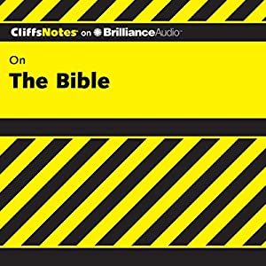 The Bible: CliffsNotes Audiobook