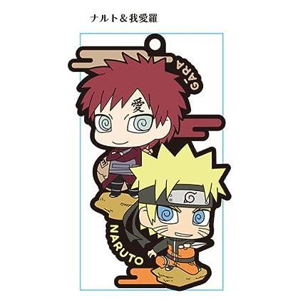Amazon.com: Uzumaki Naruto y Gaara – Naruto Shippuden Mascot ...