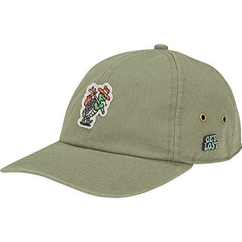 Burton Durble The Turtle Hat, Oil Green, One Size