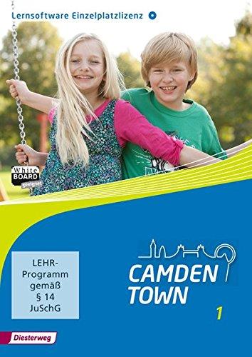 Camden Town - Allgemeine Ausgabe 2012 für Gymnasien: Lernsoftware 1: Einzelplatzlizenz