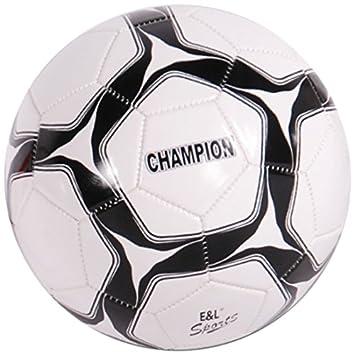Plast PS1905 - Balón de fútbol Profesional, Medida 5, Colores ...