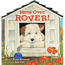 Move Over, Rover! (Shaped Board Book)