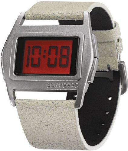 Converse VR005-150 - Reloj unisex de cuarzo, correa de piel color blanco: VR5-15: Amazon.es: Relojes