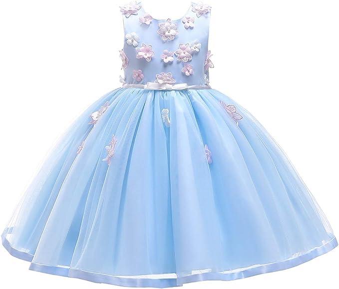 Vestiti Da Ragazza Eleganti.Principessa Ragazza Elegante Vestito Bambini Feste Fantasia Belle