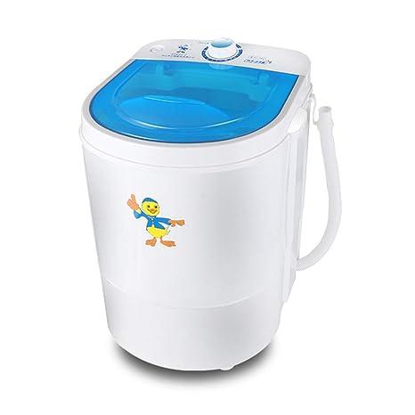 SYTH Mini Lavadora, Lavadora portátil para lavandería compacta de ...
