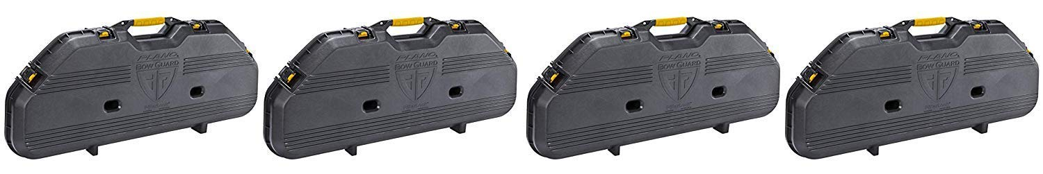 Plano 108110 Bow Guard AW Bow Case Black (Pack of 4)