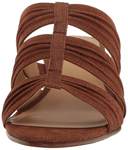 Trotters Womens MIA Leather Open Toe Casual Slide Sandals Cognac pEpiowCAnO