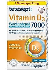tetesept Vitamin D3 7000 Wochendepot