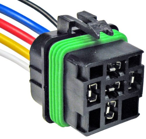 - Pico 5667PT GM Relay Five Lead Wiring Pigtail