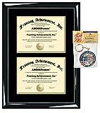 UP TOP Award Certificates