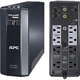 APC Back-UPS Pro 1000 Battery Back-Up System