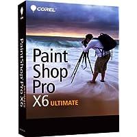 Corel PaintShop Pro X6 Ultimate, NL/FR/IT, Versione completa