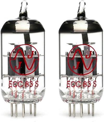JJ ecc83s//12/AX7/JJ Electronic Tube Amp preamplificador de preamplificador