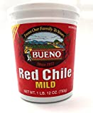 Red Chile Puree, Mild (4) 1 lb 12oz tubs