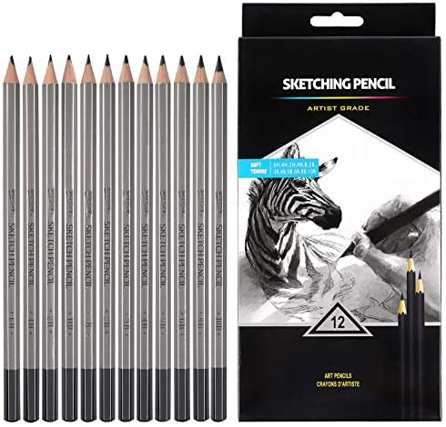 Professional Drawing Sketching Pencil Set product image