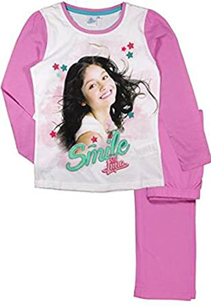SOY LUNA - Pijama - para niña fucsia 122 cm