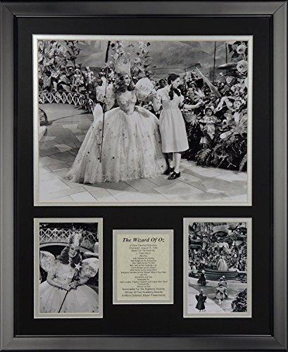Dies Wizard - Legends Never Die The Wizard of Oz Glinda Framed Photo Collage, 16