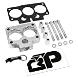 99 ram throttle body spacer - BlackPath - Ram Throttle Body Spacer Kit Dodge 1500 + 2500 3.9L + 5.2L + 5.9L Engines (Silver) T6 Billet