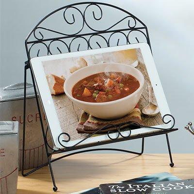 Wire Cookbook Holder (Recipe Holder Stand compare prices)