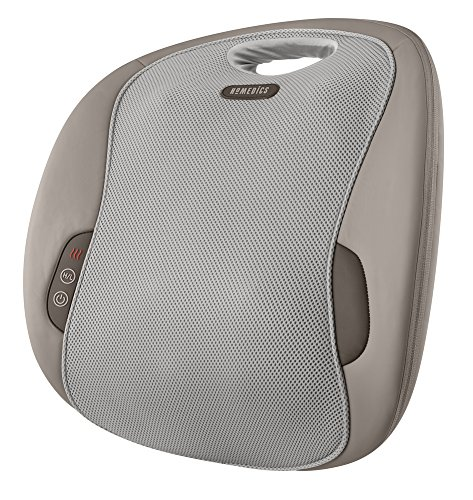 HoMedics MCSBK‐350H Shiatsu Pro Back Massager with Heat