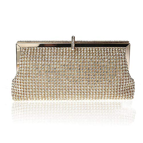 Rabbit Evening Sparkling For Clutch Micro Bag Purse Prom Party Crystal Cocktail Clutch Women Lovely Rhinestone Gold TX8ndfxXBP