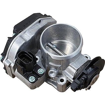 Amazon.com: Brand New THROTTLE BODY ASSEMBLY W/SENSOR 1997-2000 AUDI A4/ 98-99 PASSAT 1.8L 058133063M Complete Oem Fit TB13: Automotive
