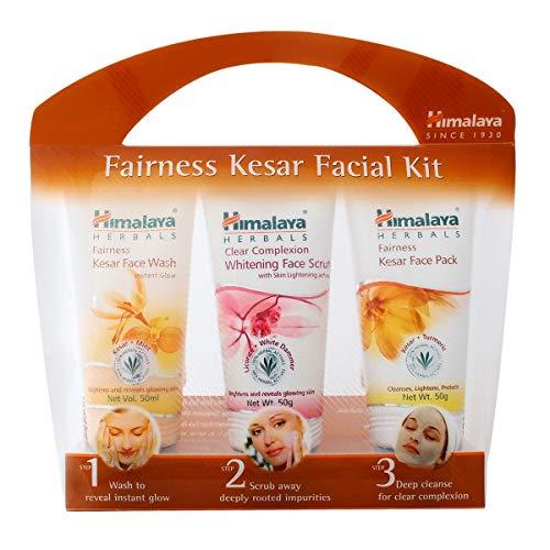 Himalaya Products/Himalaya India -Himalaya Healthcare Herbals Himalaya Ayurvedic Fairness Kesar Facial Kit, 150ml (Best Baby Cream For Fairness)