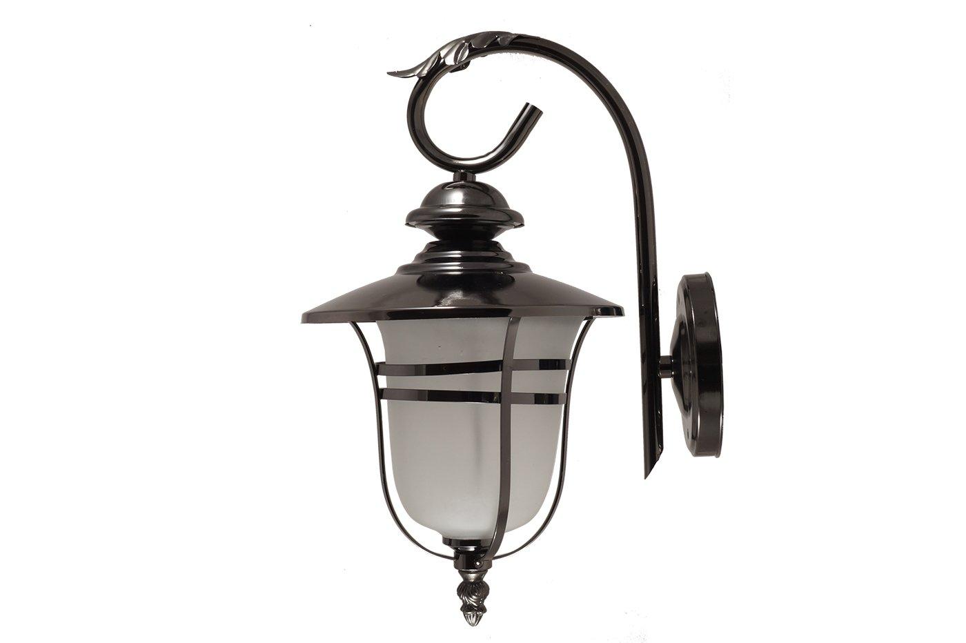 Applique lampada lanterna lampione lampioncino parete montante