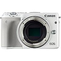 Canon EOS M3 (White Body Only) - International Version