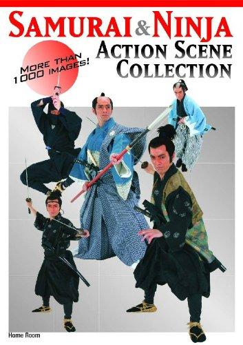 How To Draw Manga: Samurai And Ninja Action Scene Collection ...
