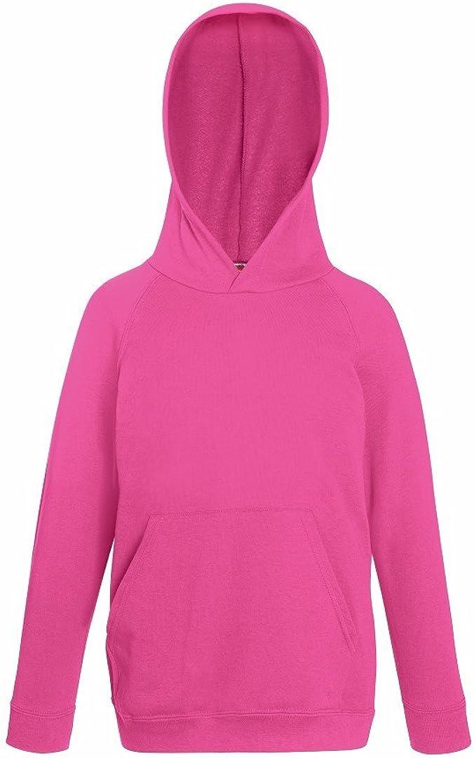 Fruit of the Loom Kids Lightweight Hoodie Sweatshirt